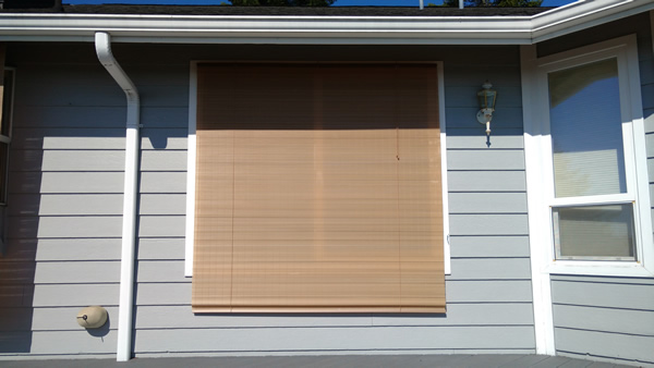 exterior window shades